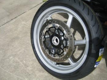 Powder Coated rotor