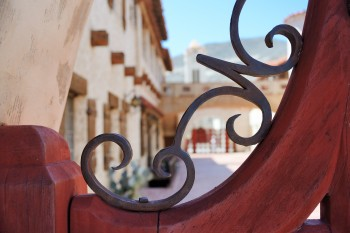 31 - Scotty's Castle, Death Valley