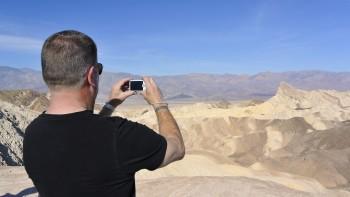 39 - Zabriskie Point, Death Valley