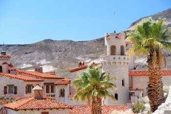 32 - Scotty's Castle, Death Valley