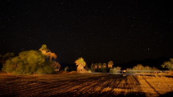 35 - stars at Furnace Creek, Death Valley