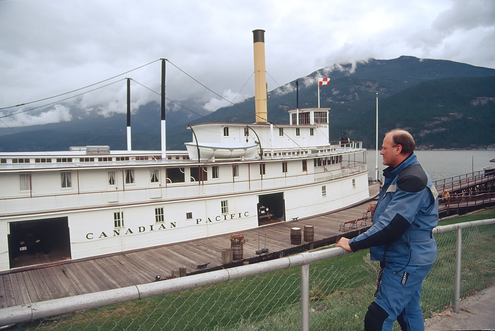 16 Moyie ferry (me back in 1998)