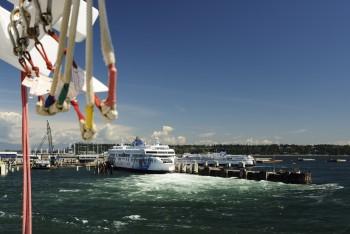 01 BC Ferries - Tsawassen terminal