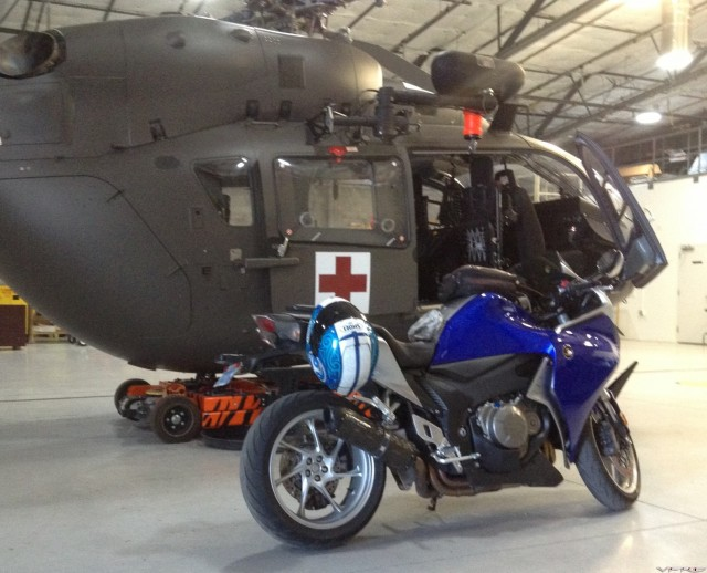 VFR and our new Lakota