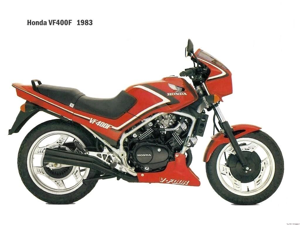 Honda VF400F 1983