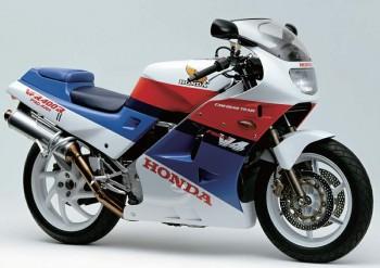 Honda VFR400 87
