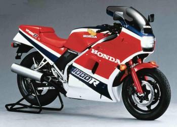 Honda VF1000R  7