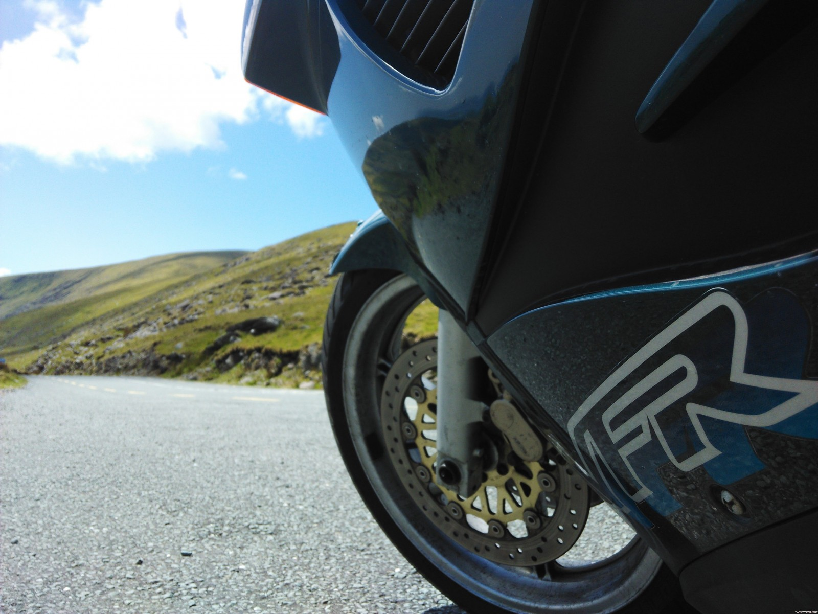 On the Conor Pass