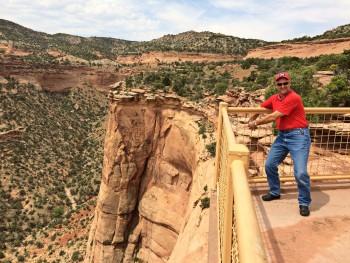 044 Colorado Ntl Mon - Tony