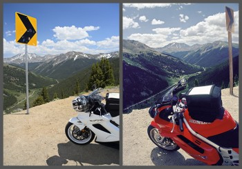 062 Indepenence Pass, Co - 2015 + 1996