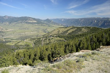 107 Chief Joseph Scenic Byway, Wy