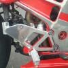 Polished Swingarm