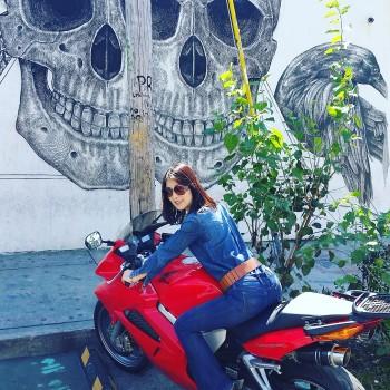 Honda VFR wynwood walls skull graffiti   Copy