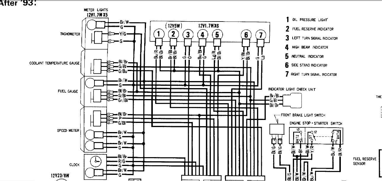 1997 750 Vfr Street Fighter Project