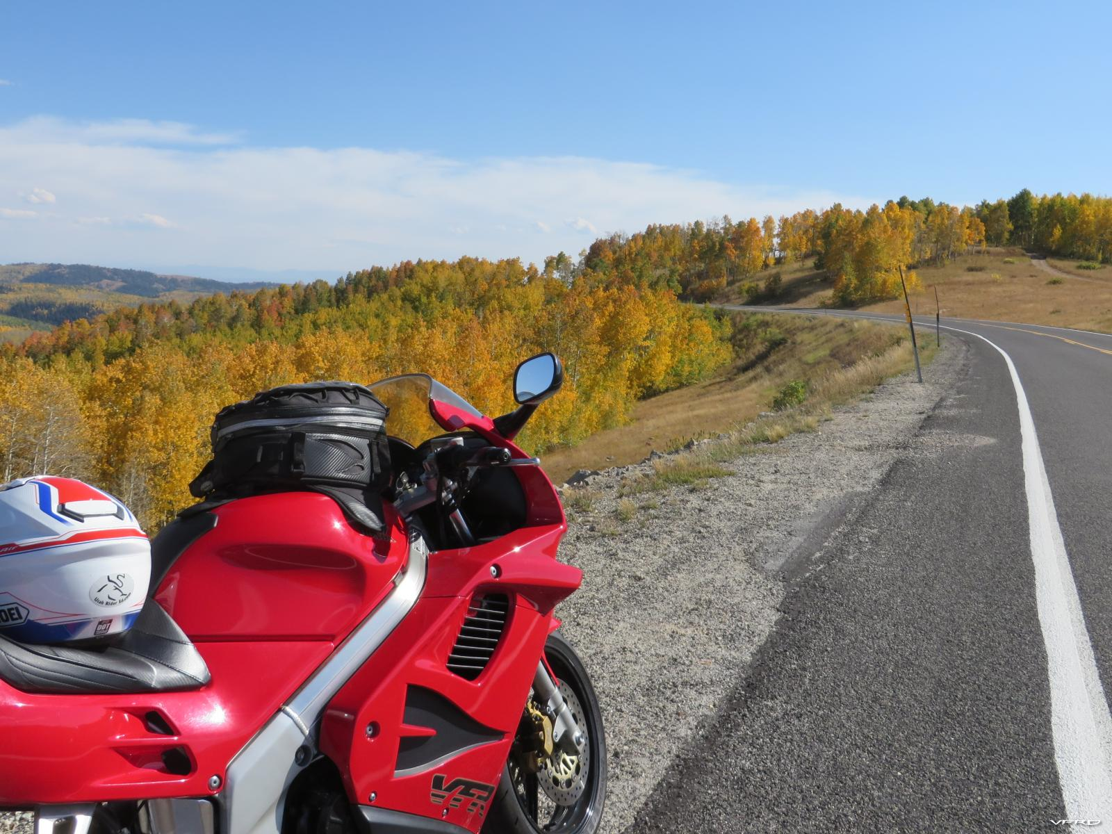 VFR in the fall