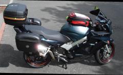 800FiY + WingRack + E45 + E21s + Baglux