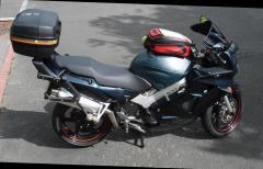 800FiY + WingRack + E45 + Baglux