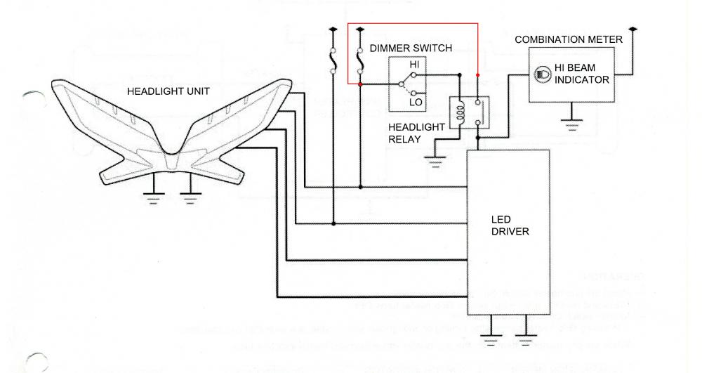 wiring up a power socket  - page 2 - eighth generation vfr u0026 39 s