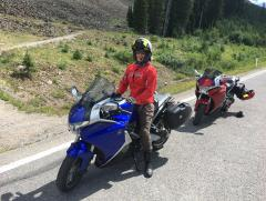Highwood Pass - Canada's Highest Public Highway - 6646 ft
