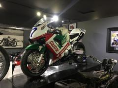 2000 Honda Castrol race Bike