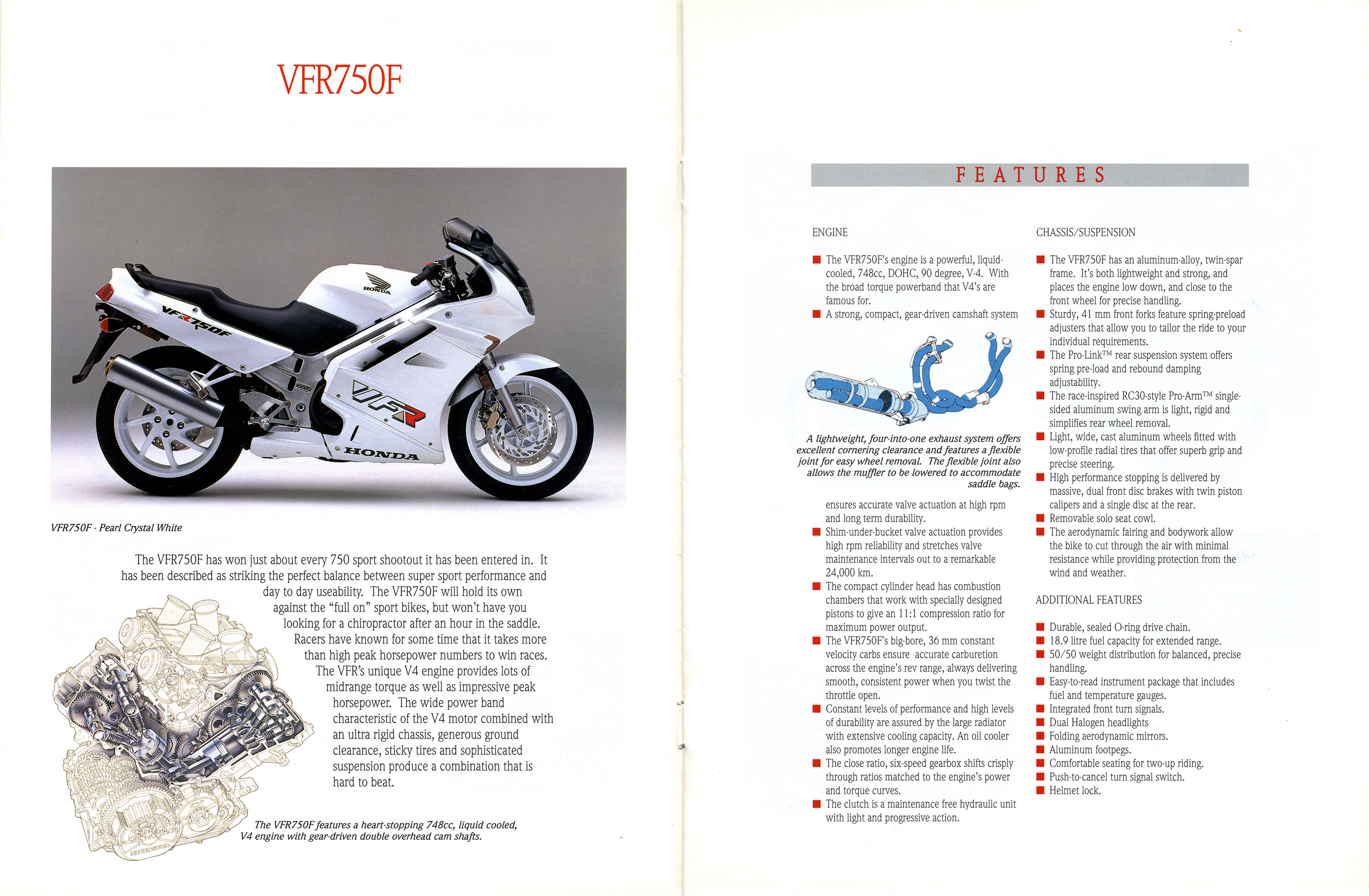 1993 Vfr 750 Wiring Diagram VFR 95 SF Wiring Diagram ODICIS