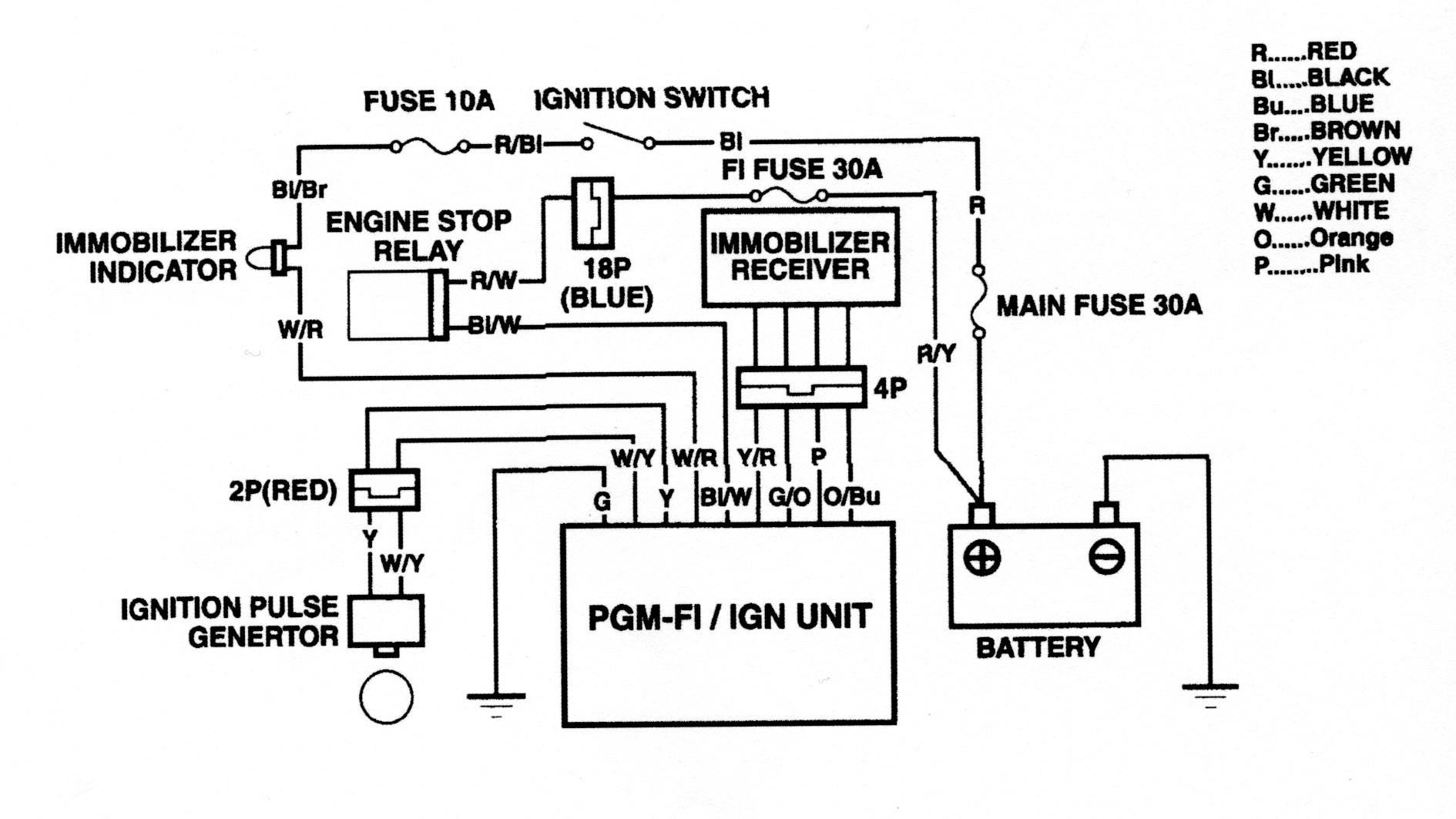 vfr800 vtec wiring diagram