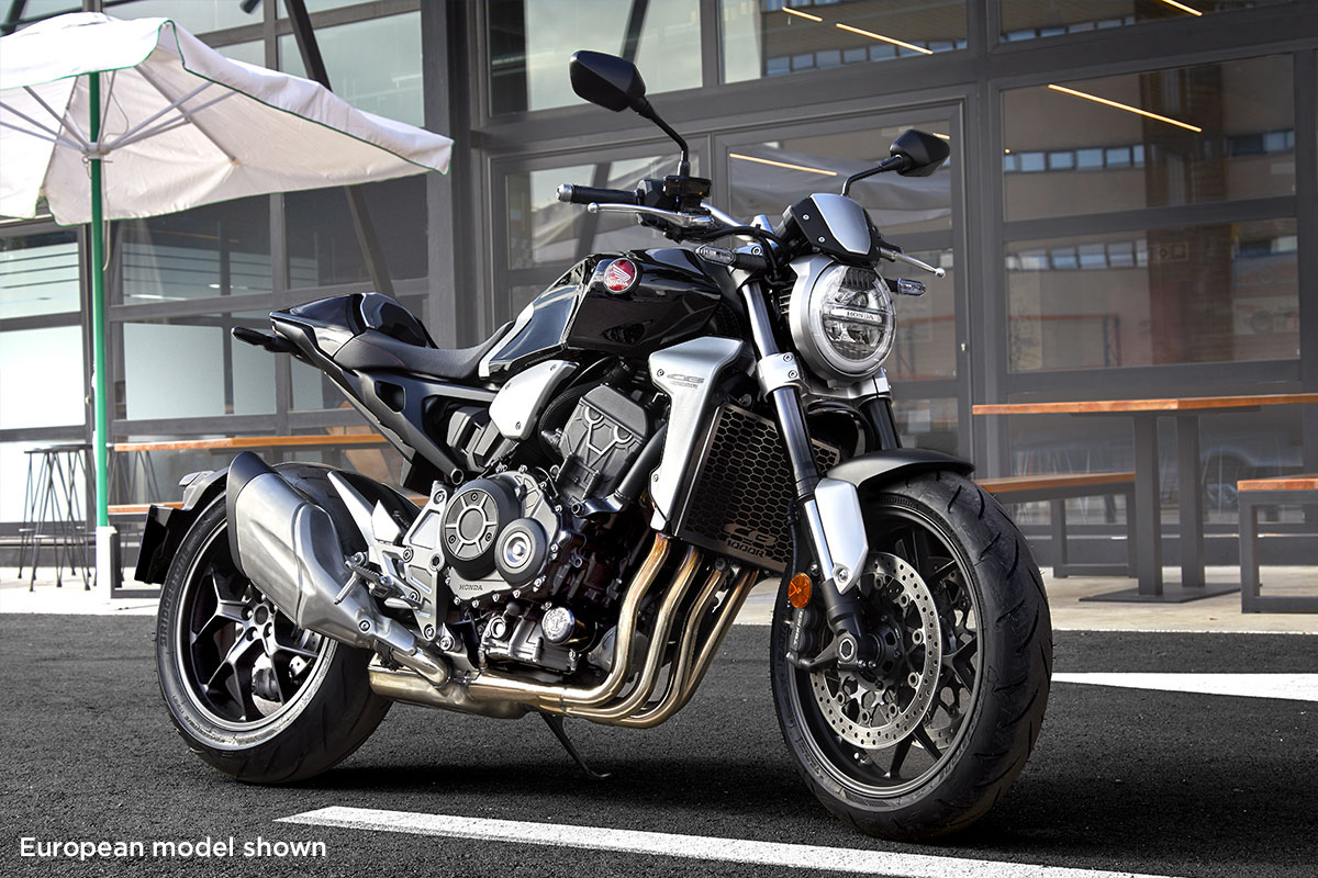 2018 CB1000R - OTHER Motorcycle Talk (non vfr) - VFRDiscussion