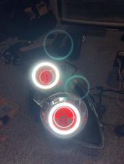 VFR Headlight upgrades