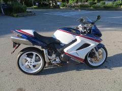 My 25th VFR 800