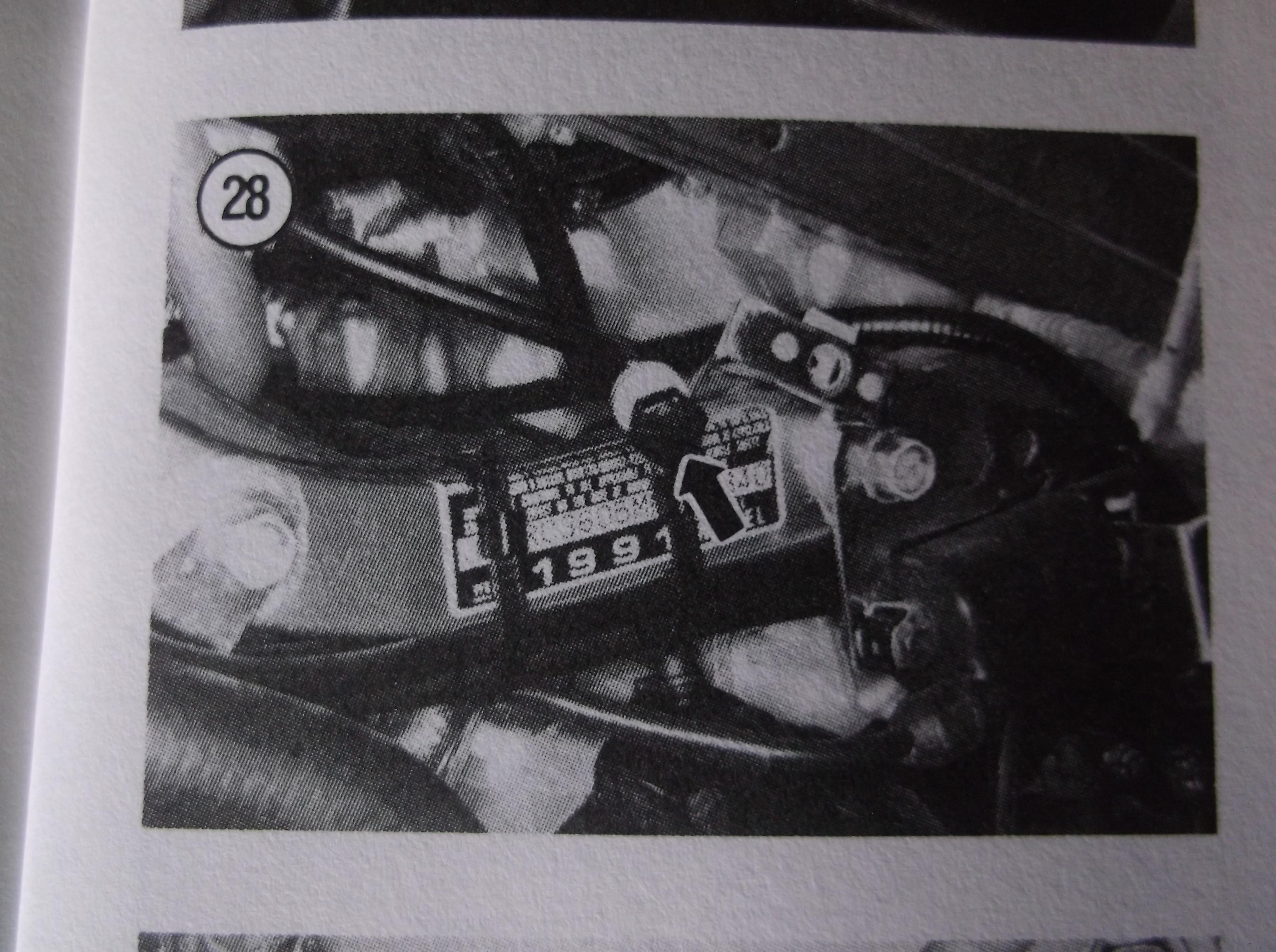 3rd Gen Carb Jet Sizes - Third and Fourth Generation VFR's