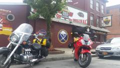 Anchor Bar in Buffalo 070716