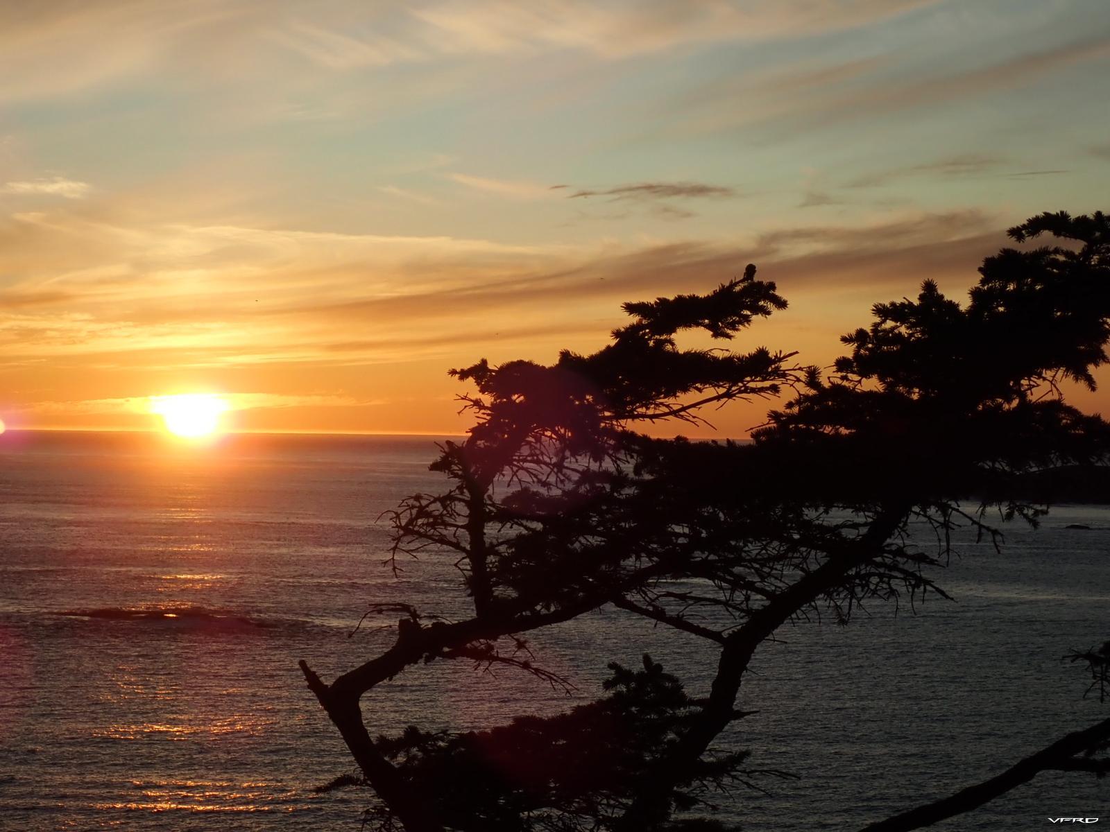 Cape Flattery Sunset