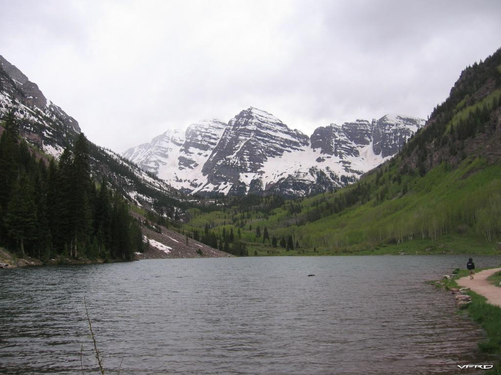 Remembering Maroon Bells