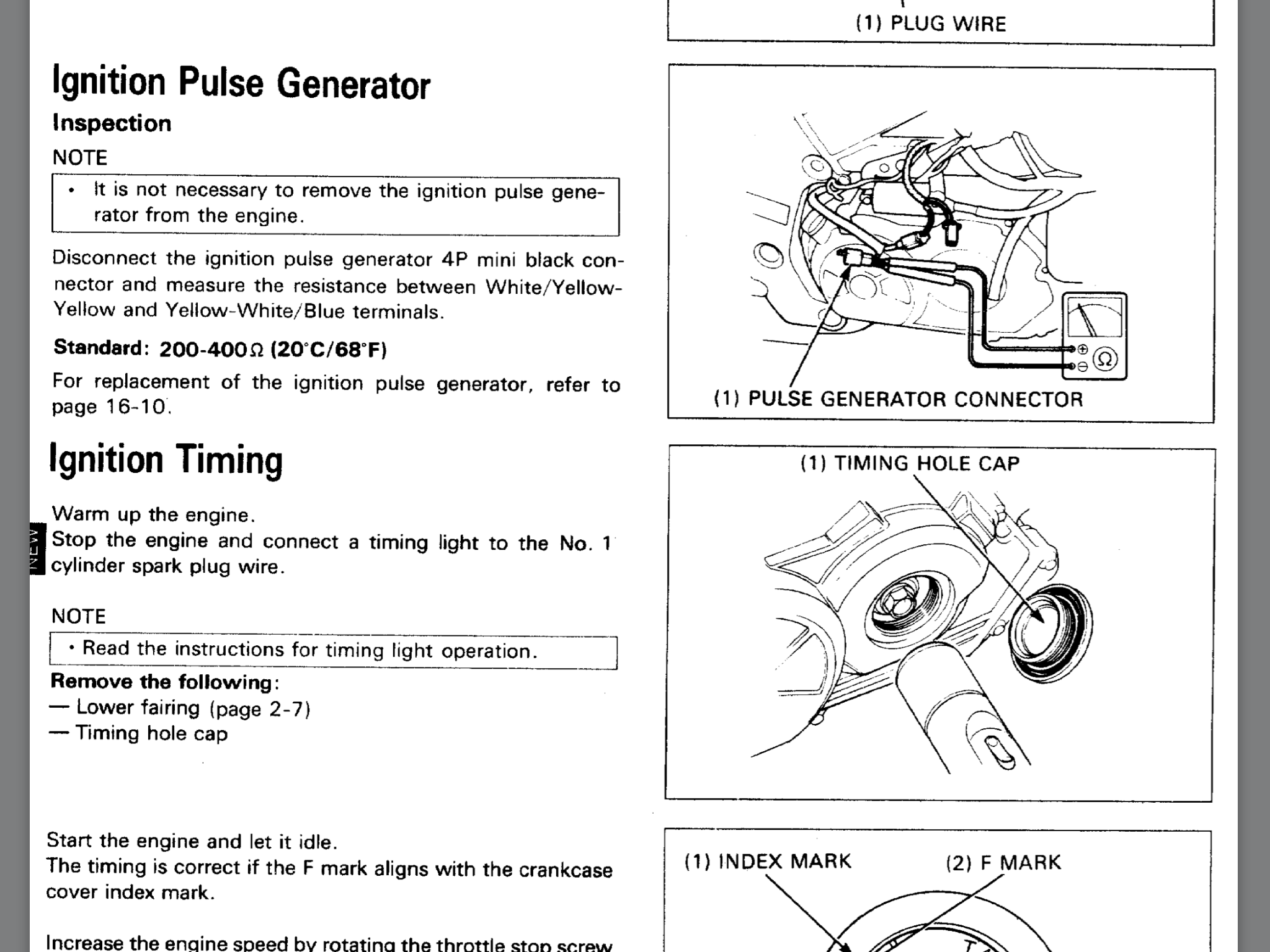 Pulse Generator Confusion - Electrical