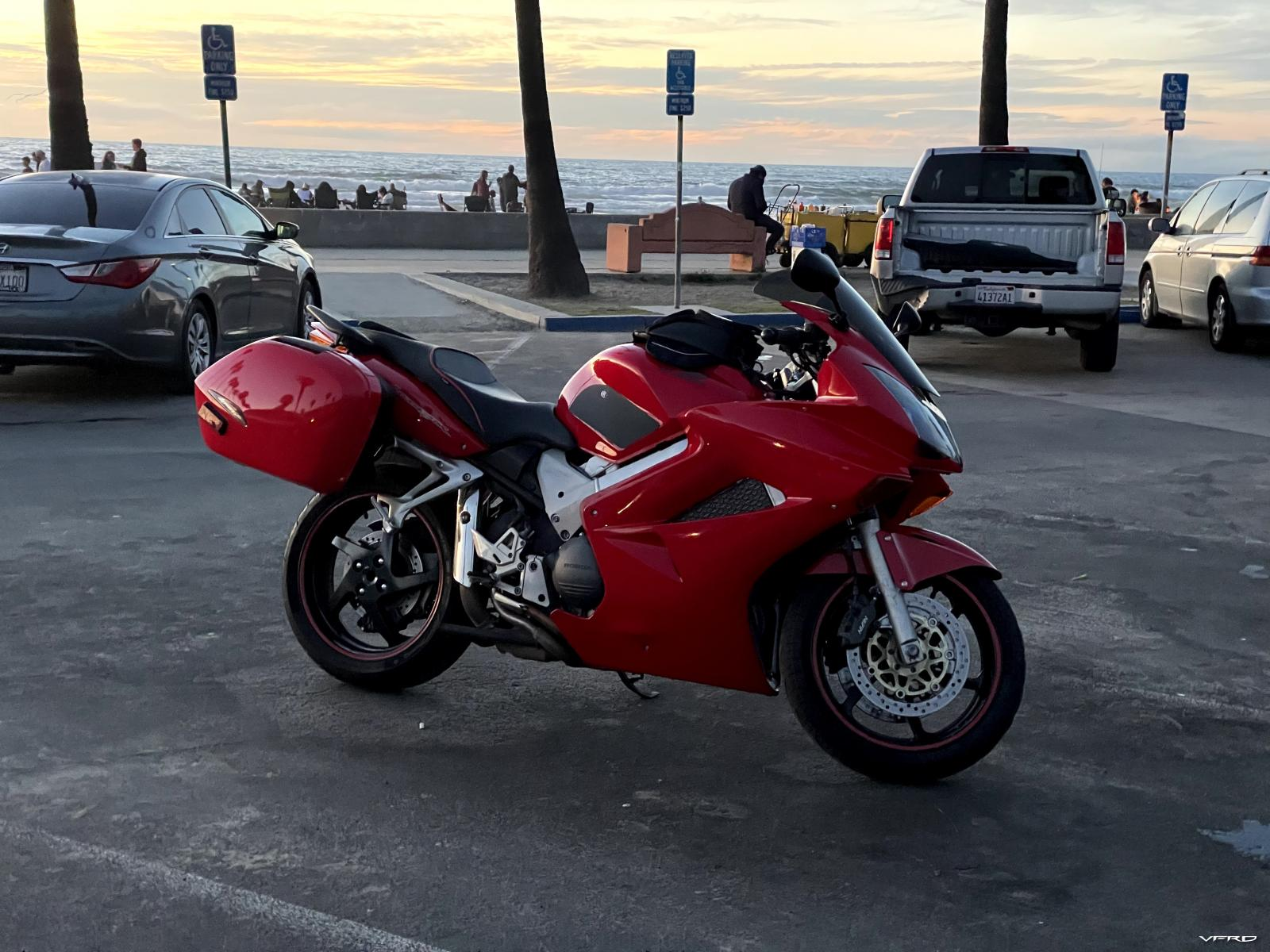 VFR at the beach