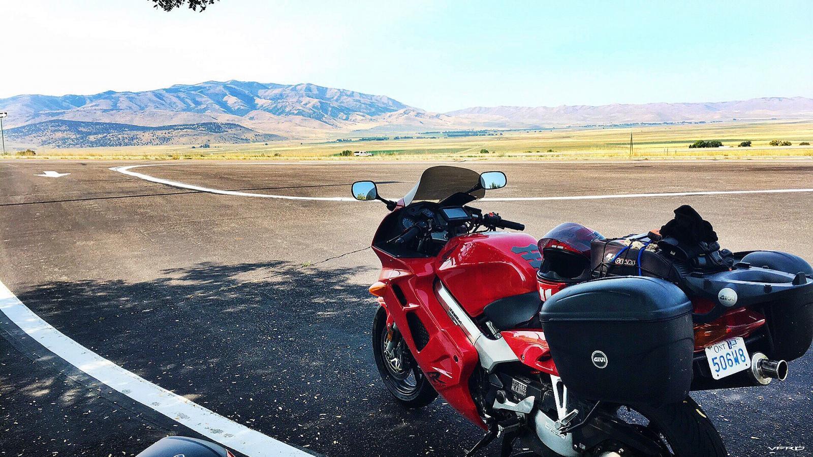 Idaho Rest stop