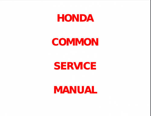 owners manuals and other vfrdiscussion rh vfrdiscussion com Honda Motorcycle Service Manual PDF Honda Motorcycle Service Manual